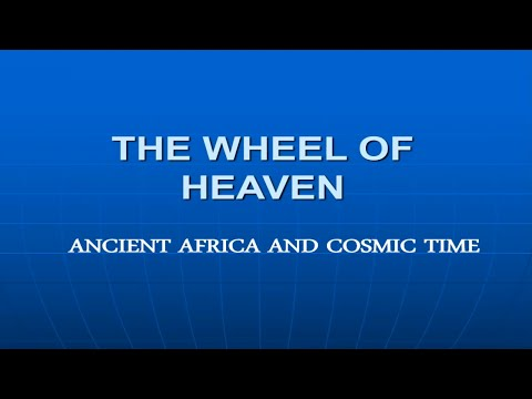 THE WHEEL OF HEAVEN
