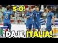 TUTTO TROPPO FACILE! ITALIA-URUGUAY 3-0
