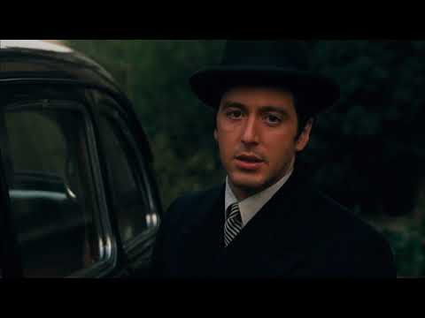 "The Godfather ""When The Shooting Stoped"""
