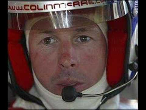colin mcrae has died youtube