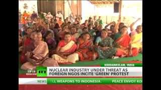 Nuke Rebuke: Anti-atomic drive incited by US NGOs in India?