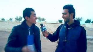 في الجزائر فقط شعب مقوّد و مهبول شاهد الإعلام في الجزائر هههههه Chamakh T.V