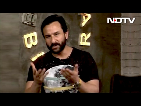 Saif Ali Khan On Books, His Baby And What...