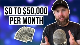 Affiliate Marketing: $50,000 Per Month Case Study (2019)