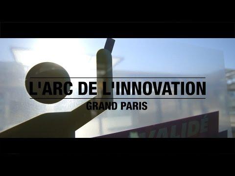 L'Arc de l'innovation - Grand Paris