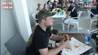 Mike Mcguire Previews The Captial Ex Monster Burger!