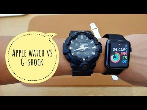 APPLE STORE'da DRONE KULLANMAK - Apple Watch vs. G-Shock | VLOG