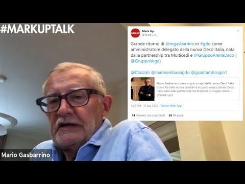 Mario Gasbarrino: i 3 motivi che mi hanno riportato in gdo con Decò Italia