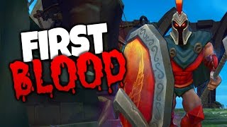 FIRST BLOOD | Best Champs/Roles to get first blood and win? (League of Legends)