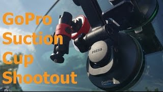 GoPro Suction Cup Comparison