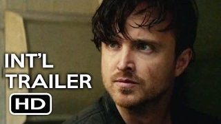 Triple 9 Official International Trailer #1 (2016) Aaron Paul, Norman Reedus Crime Movie HD
