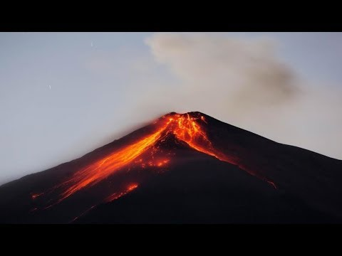 ALARMA EN GUATEMALA - Violenta Erupción del Volcán de Fuego