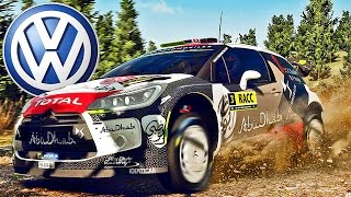 Simulador de Carros de Rally - WRC 5 FIA World Rally