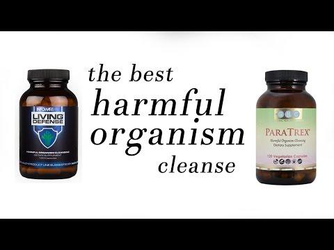 Living Defense™ & Paratrex® - The best parasite cleanse/treatment - Dr. Edward Group