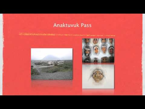 """Cultural & Economic Sustainability in Rural Alaska"" - red bradley"