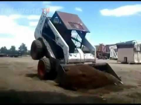 how to protect the drive from bobcat