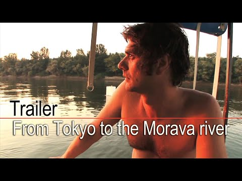 """Trailer """"from Tokyo to the Morava river"""" (English, Hrvatski)"""