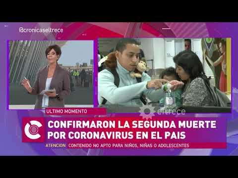 Coronavirus en Argentina: ¿Cuántos infectados y cuántos muertos?