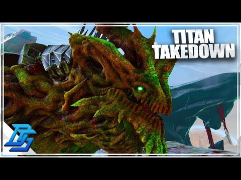 TAKING DOWN ALL THE TITANS!!, PRIMAL FEAR - Ark Survival Evolved Gameplay - Part 22