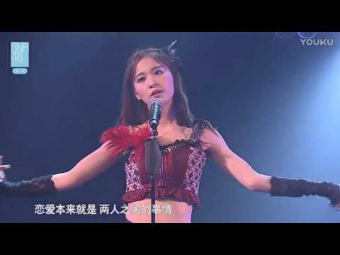 20170101 SNH48 H队 雨中钢琴师 (刘炅然, 郝婉晴, 林楠)