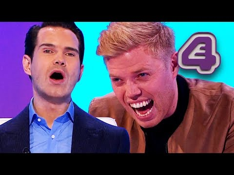 """Rob Beckett Instantly Embarrassed By Saying """"World Things"""" 