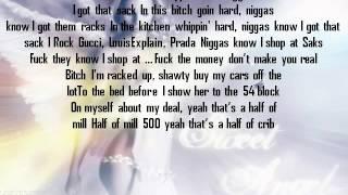 Yo Gotti - I Got That Sack Remix Lyrics
