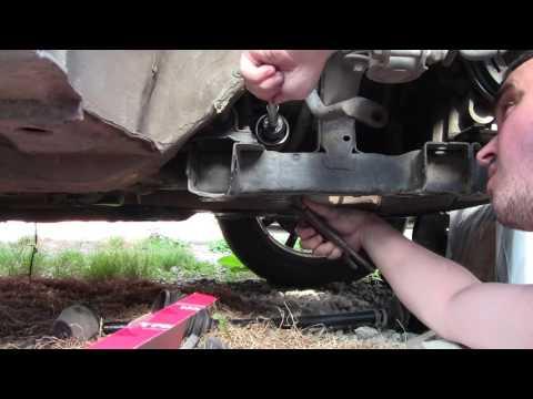 Ремонт подвески Opel Astra H часть 2