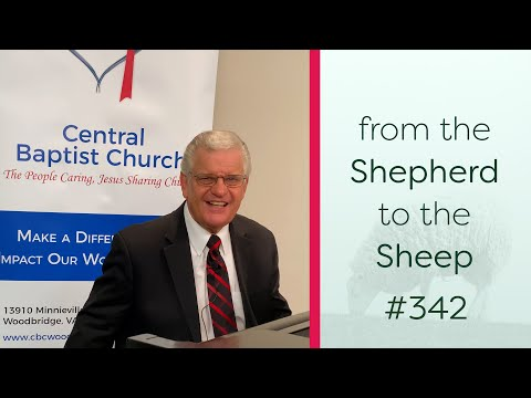 From the Shepherd to the Sheep - #342 - CBC