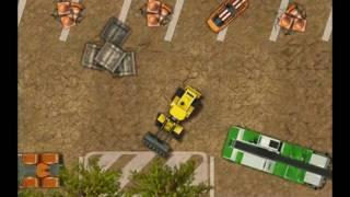 Jeu de parking garer Tracteur Gratuit