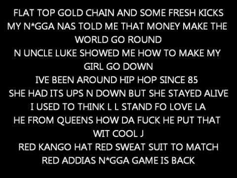 Airplanes (Remix) Ft. The Game,Eminem, Drake, Ludacris Lyrics