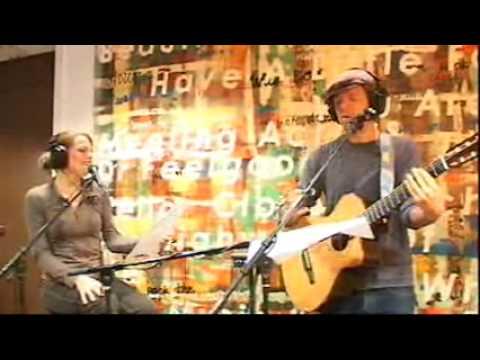 Jason Mraz & Nikki - Billie Jean @ 3FM