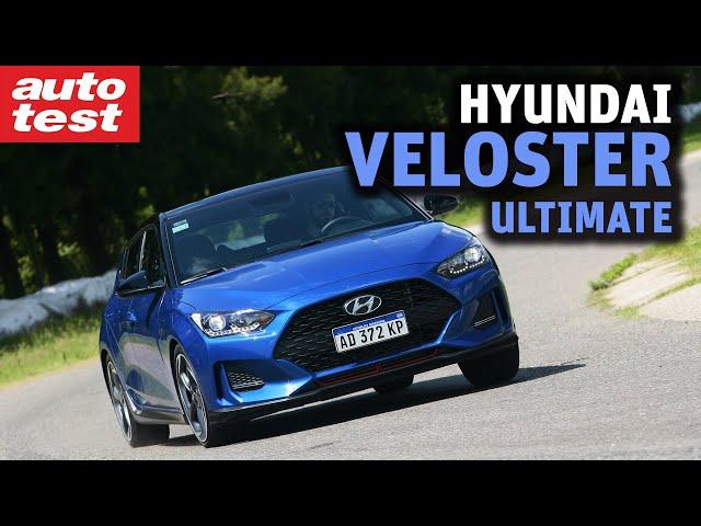 Hyundai Veloster Ultimate
