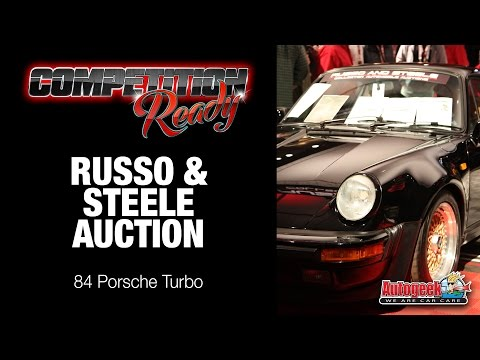 Competition Ready Season 1 Episode 4: RUSSO & STEELE AUCTION