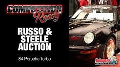 Competition Ready Season 1 Episode 4: RUSSO & STEELE AUCTION (Full version)