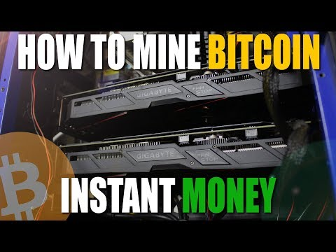 How To Start Bitcoin Mining For Beginners (SUPER EASY) - ULTIMATE GUIDE (2021)