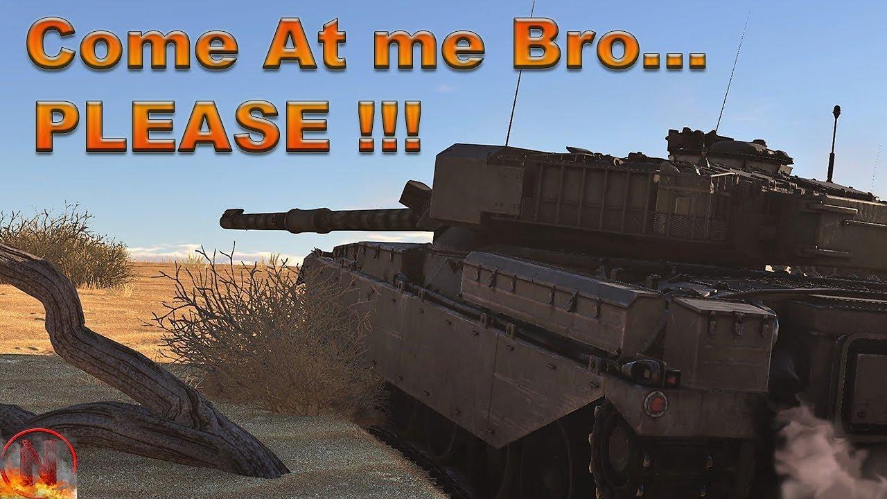 WT || Chieftain Mk 10 - Come at me Bro - PLEASE !!!