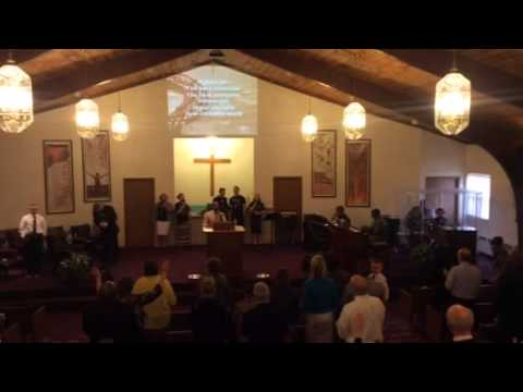 Youth Service at Apostolic Tabernacle 2
