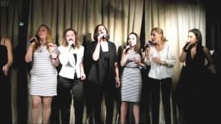 "PHOENIX JAZZ VOCAL GROUP ""Вальс-бостон"" (А. Розенбаум cover) VinyllaSky 06.11.2016"
