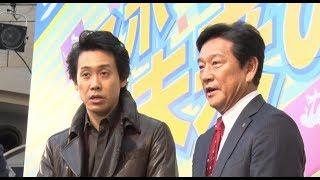大泉洋扮する探偵と松田龍平演じるその相棒・高田が札幌のススキノを舞...