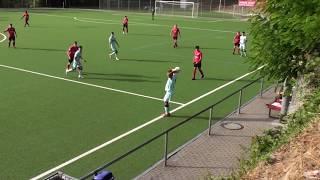 U17 Jhg2003 SV Wehen Wiesbaden - 1. FSV Mainz 05 1:3; LV in Wiesbaden am 10.07.2019