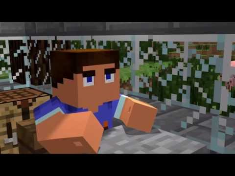 HOW TO FEED A PIG - A Minecraft Animation