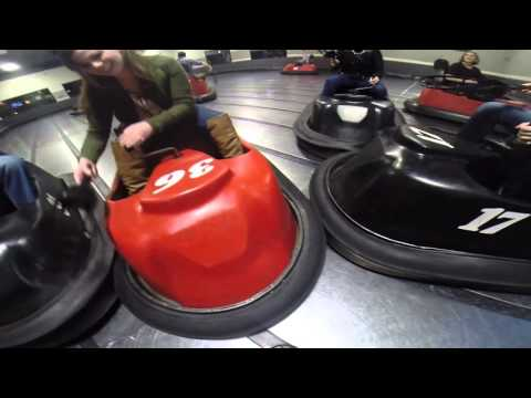 Whirlyball Game In Chicago