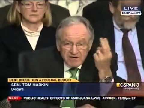 Sen. Tom Harkin (D-IA): We Don