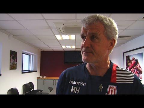 Mark Hughes On Hull City