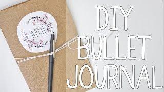 DIY Bullet Journal: April 2017 // Demi Bo Bemi