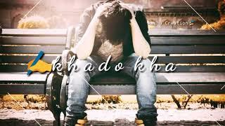 👉👰Tujhe sochta hoon Mein shaan subha|new heart touching|whatsapp status