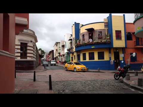 Impressions of Bogota, Colombia