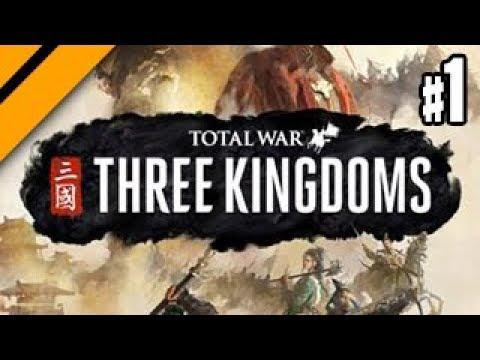 Total War: Three Kingdoms ALL DAY! (sponsored)