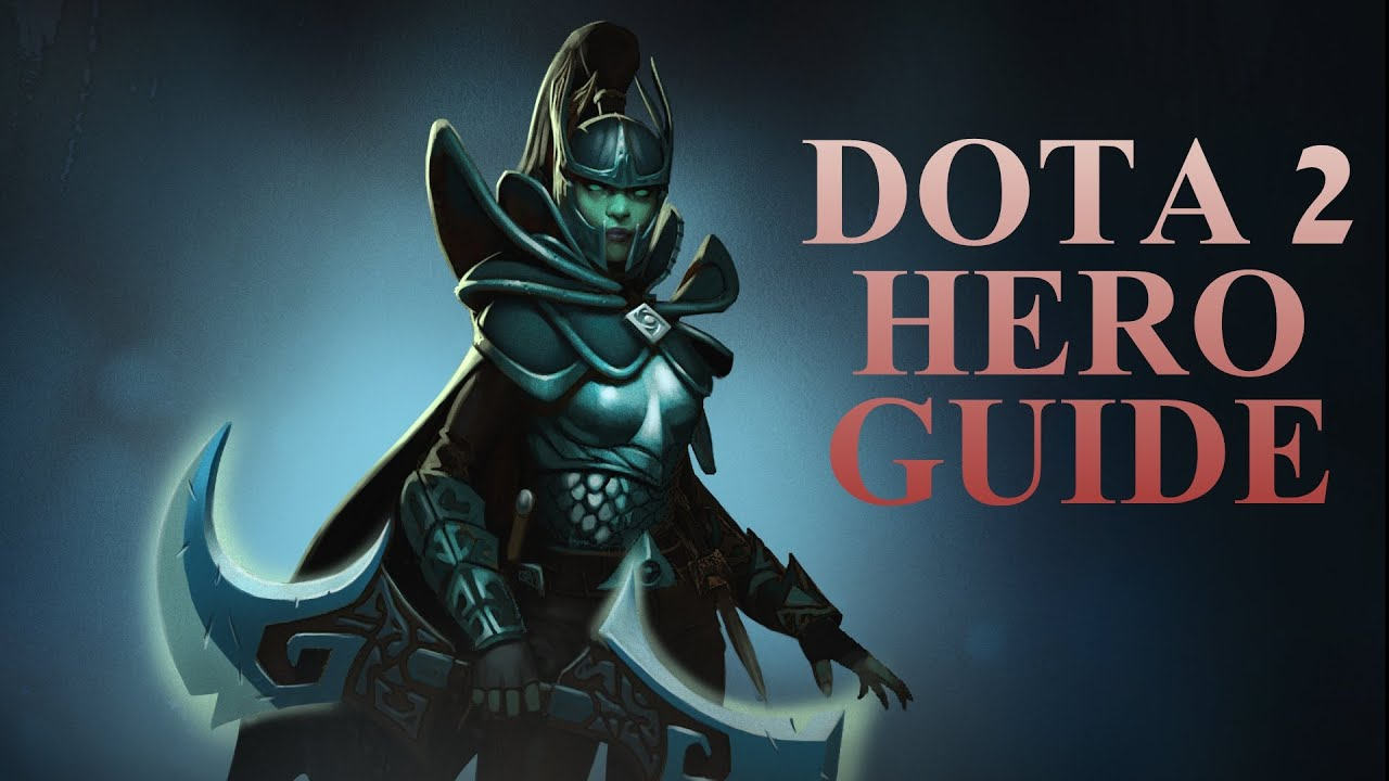 dota 2 hero guides phantom assassin youtube