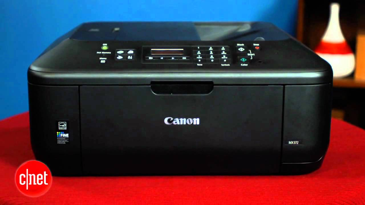 First Look Canon S Sensible All In One Printer Youtube